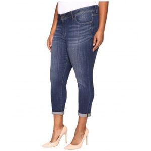 Lucky Brand Georgia Boyfriend Womens Stretch Jeans